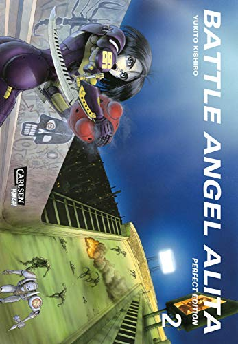 Battle Angel Alita - Perfect Edition 2 von Carlsen