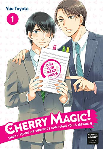 Cherry Magic! Thirty Years of Virginity Can Make You a Wizard?! 1 von Square Enix Manga