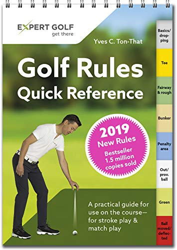 Golf Rules Quick Reference 2019: A practical guide for use on the course - for stroke play and match play von Artigo GmbH / Artigo Publishing International, Edition Artigo GmbH