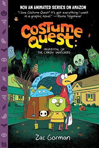Costume Quest: Invasion of the Candy Snatchers von Oni Press
