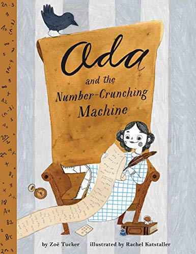 Ada and the Number-Crunching Machine von NorthSouth Books