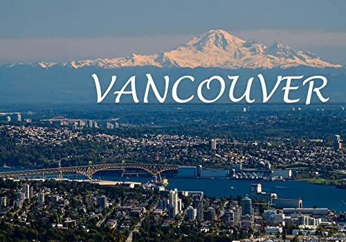 Vancouver & Vancouver Island - Ein Bildband von Baltic Sea Press