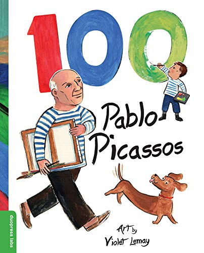 100 Pablo Picassos von Duo Press