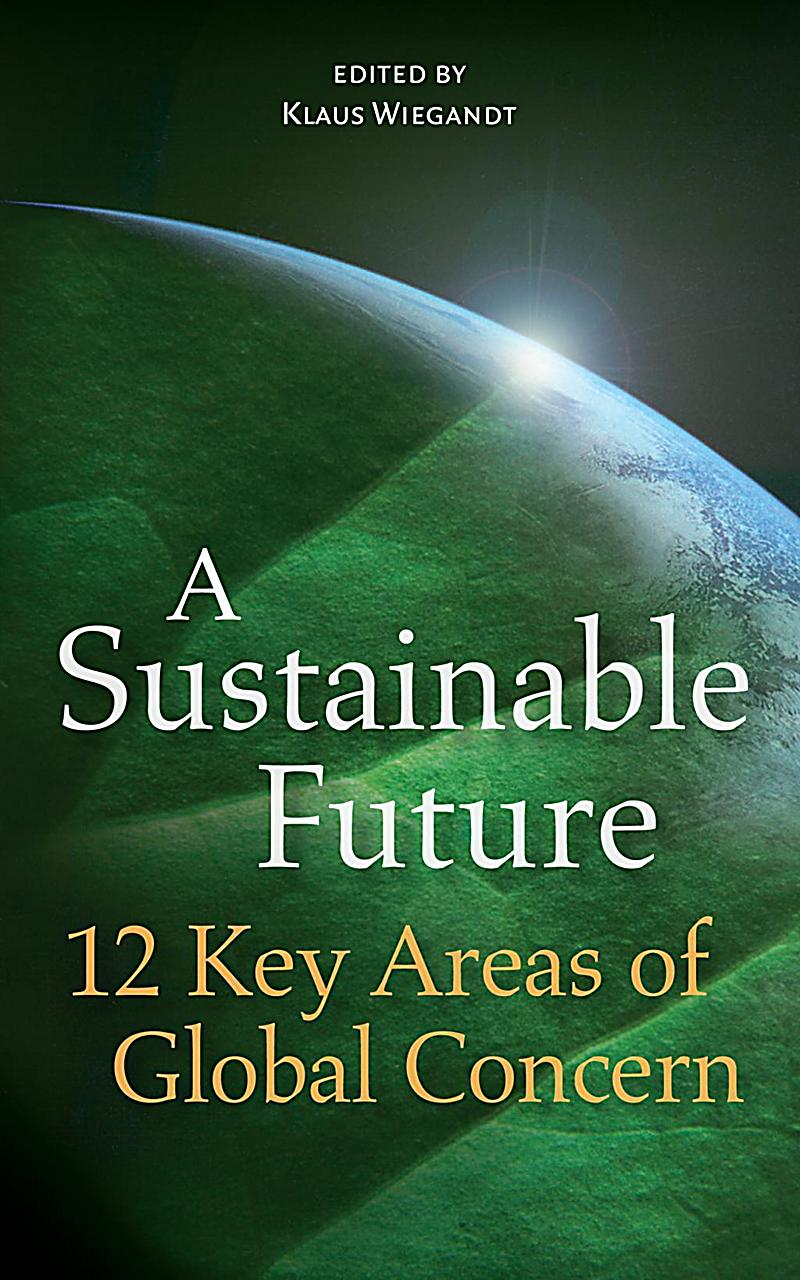 A Sustainable Future: 12 Key Areas of Global