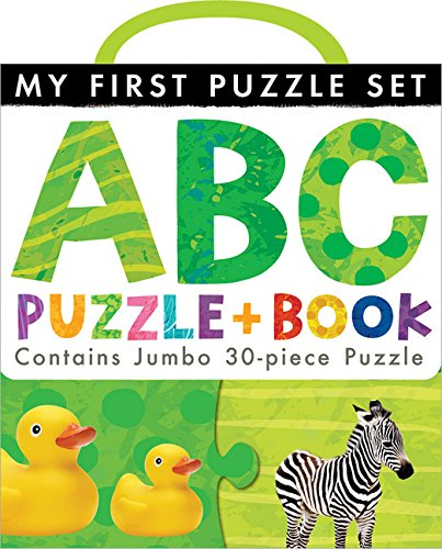 ABC Puzzle and Book [With Puzzle] (My First Puzzle Set) von TIGER TALES