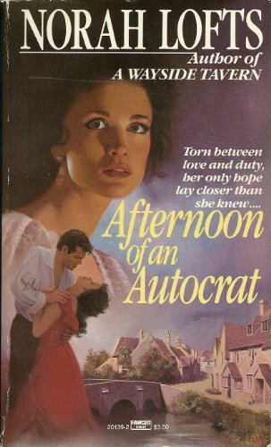 AFTERNOON OF AUTOCRAT