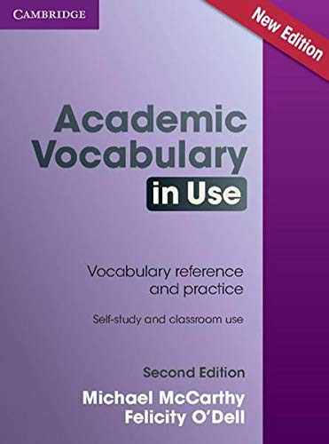 Academic Vocabulary in Use 2nd Edition: Book with answers von Klett Sprachen