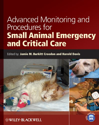 Advanced Monitoring and Procedures for Small Animal Emergency and Critical Care von Wiley-Blackwell