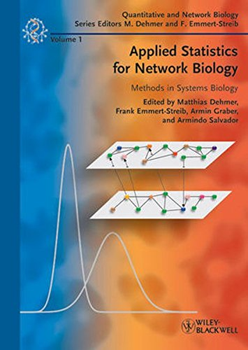 Applied Statistics for Network Biology: Methods in Systems Biology (Quantitative and Network Biology, Band 1) von Wiley-Blackwell