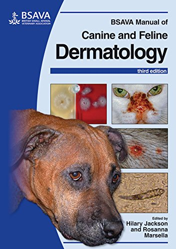 BSAVA Manual of Canine and Feline Dermatology (BSAVA - British Small Animal Veterinary Association) von BSAVA