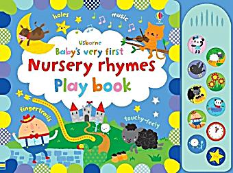 Baby's Very First Nursery Rhymes Playbook