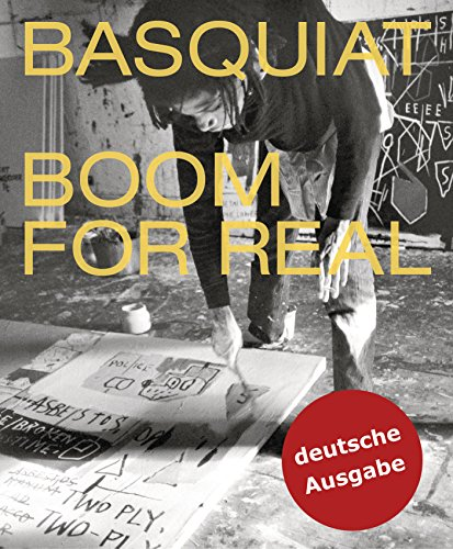 Basquiat: Boom for Real (deutsch) von Prestel