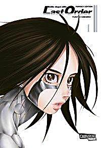 Battle Angel Alita - Last Order - Perfect Edition