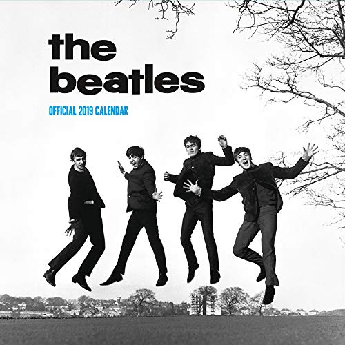 Beatles Official 2019 Calendar - Square Wall Calendar Format von The Beatles