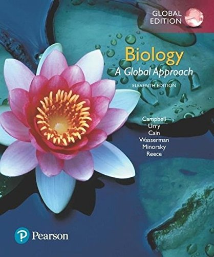 Biology: A Global Approach, 11Th Edn Global Edn von Pev