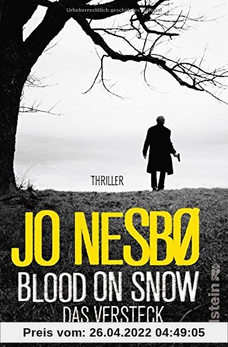 Blood on Snow. Das Versteck: Thriller