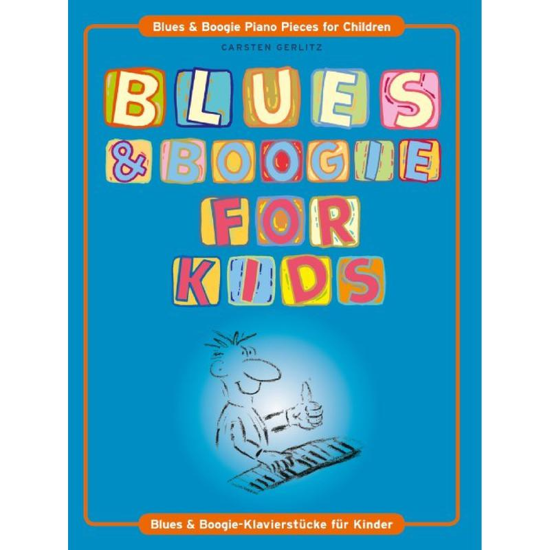 Blues + Boogies for kids