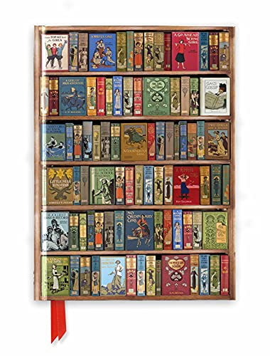 Bodleian Library: High Jinks Bookshelves (Foiled Journal) (Flame Tree Notebooks) von FLAME TREE PUB