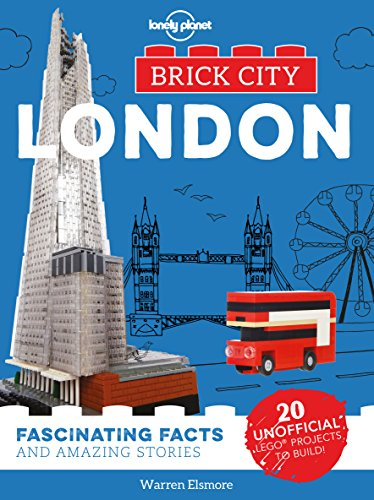 Brick City - London (Lonely Planet Kids) von Lonely Planet