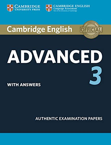 Cambridge English Advanced 3: Student's Book with answers von Klett Sprachen GmbH