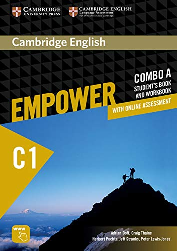 Cambridge English Empower Advanced (C1) Combo A: Student's book (including Online Assesment Package and Workbook) von Klett Sprachen