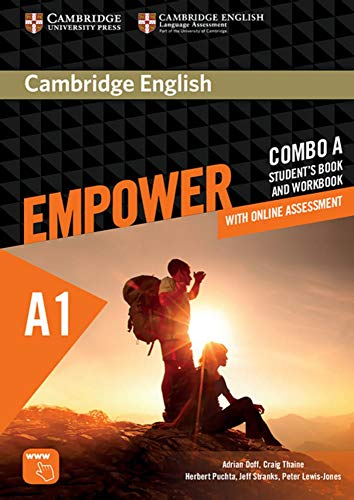 Cambridge English Empower Starter (A1) Combo A: Student's book (including Online Assesment Package and Workbook) von Klett Sprachen