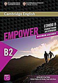 Cambridge English Empower: Upper Intermediate (B2) Combo B