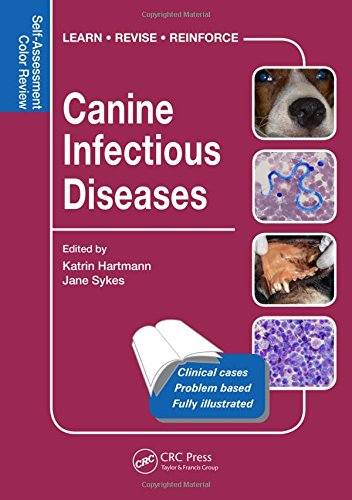 Canine Infectious Diseases: Self-Assessment Color Review (Veterinary Self-Assessment Color Review) von Apple Academic Press Inc.