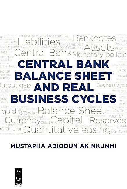 Central Bank Balance Sheet and Real Business Cycle