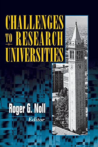 Challenges to Research Universities von Brookings Institution Press