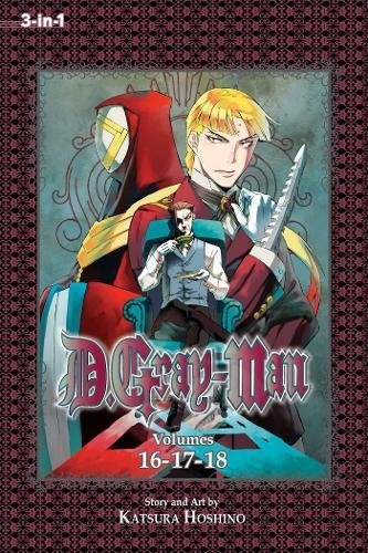 D GRAY MAN 3IN1 TP VOL 06