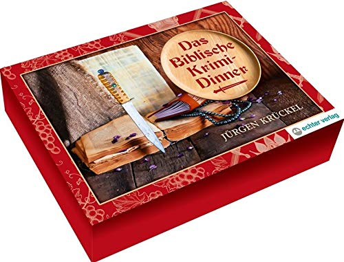 Das Biblische Krimi-Dinner