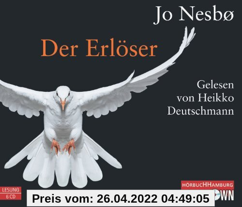 Der Erlöser: Harry Holes sechster Fall: 6 CDs (Ein Harry-Hole-Krimi)