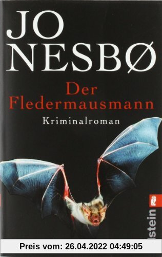 Der Fledermausmann: Harry Holes erster Fall (Ein Harry-Hole-Krimi)