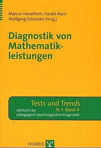 Diagnostik von Mathematikleistungen (Tests und Trends)