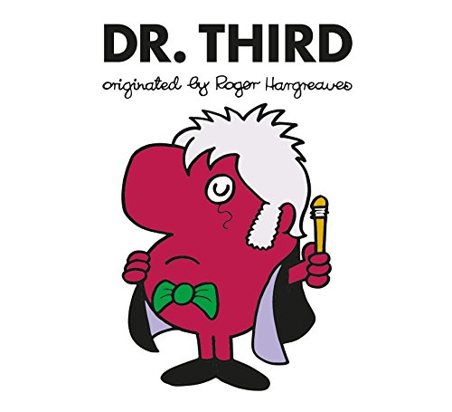 Doctor Who: Dr. Third (Roger Hargreaves) (Roger Hargreaves Doctor Who) von BBC Children's Books