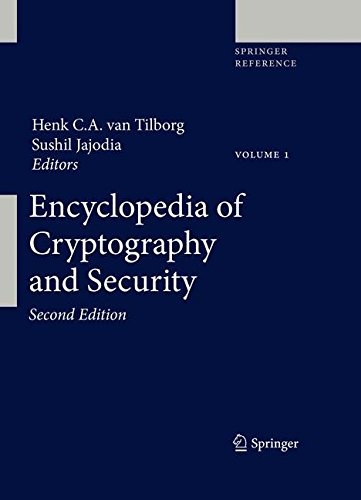 Encyclopedia of Cryptography and Security von Springer-Verlag GmbH