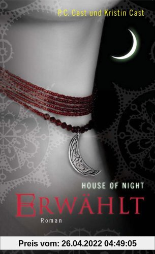 Erwählt: House of Night 3