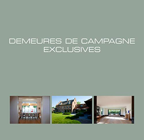 Exclusive Country Houses von Beta-Plus