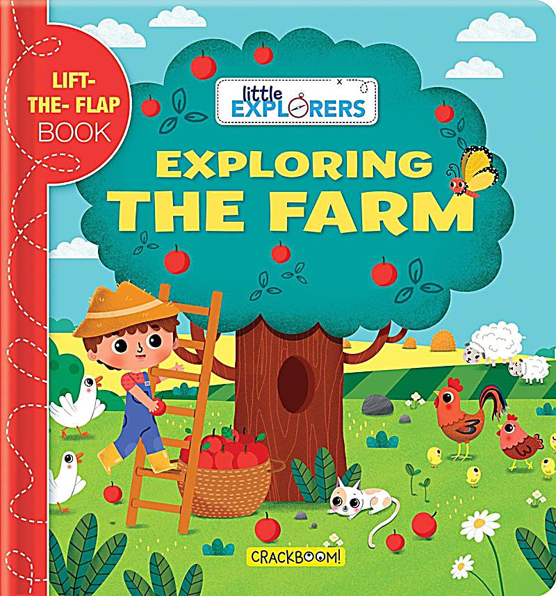 Little Explorers: Exploring the Farm