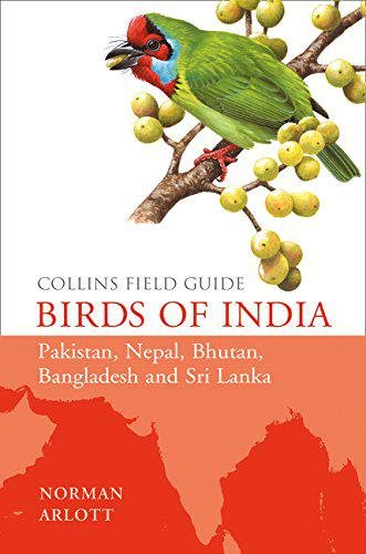 FIELD GUIDE-BIRDS OF INDIA PLC