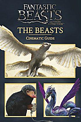 Fantastic Beasts and Where to Find Them - Cinematic Guide: The Beasts
