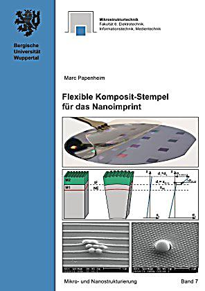 Flexible Komposit-Stempel für das Nanoimprint