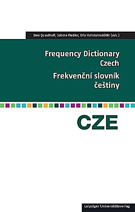 Frequency Dictionary Czech; Frekvencní slovník cestiny