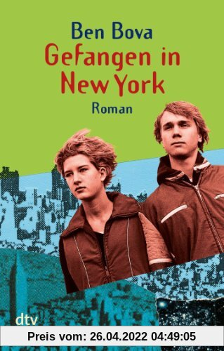 Gefangen in New York: Roman