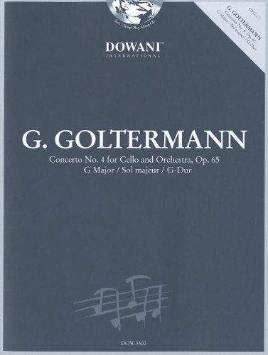 Goltermann: Concerto No. 4 for Cello and Orchestra in G Major, Op. 65 von Dowani