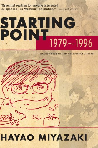 HAYAO MIYAZAKI STARTING POINT 1979-1996 SC (Starting Point: 1979-1996 (paperback)) von Viz LLC