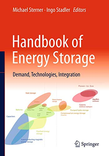 Handbook of Energy Storage: Demand, Technologies, Integration von Springer