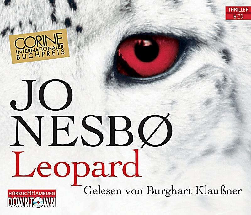 Harry Hole Band 8: Leopard (6 Audio-CDs)