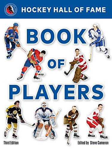 Hockey Hall of Fame Book of Players von FIREFLY BOOKS LTD